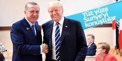 G20'de Cumhurbaşkanı'nın sürpriz görüşmesi