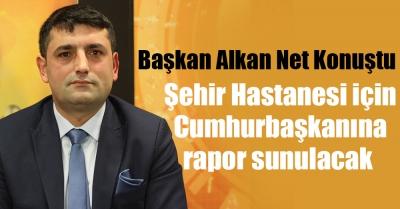 İhsan Alkan'dan şehir hastanesi yorumu
