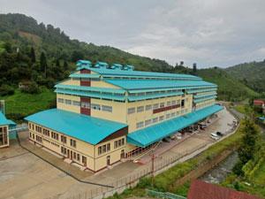 İlçede Elektrikler Kesti ÇAYKUR Sümer Fabrikasında Üretim Durdu