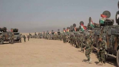 IMF'den Irak'a Barzani baskısı