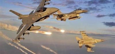 Irak'ın kuzeyinde 8 terörist öldürüldü