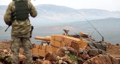 Irak'ın Kuzeyinde Yer Alan Üs Bölgemize, PKK Provokasyonu Sonrası Saldırı Gerçekleşti