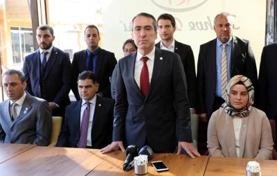 İYİ Parti Genel Başkan Yardımcısı Seymen: