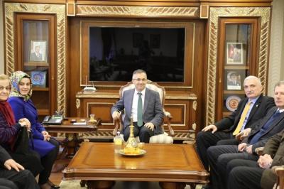 İYİ Parti Rize İl Başkanı Av. Özyanık, Kamulaştırma Mağdurlarının Şikayetlerini Vali Çeber'e İletti