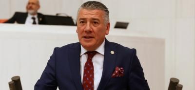 İYİ Parti Trabzon Milletvekili Örs, Rize'nin Deprem Riski Hakkında Araştırma Önergesi Verdi