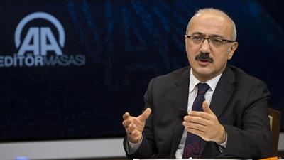 Kalkınma Bakanı Elvan: Zeytin Dalı Harekatı'nın bütçeyi daraltıcı etkisi olmayacak