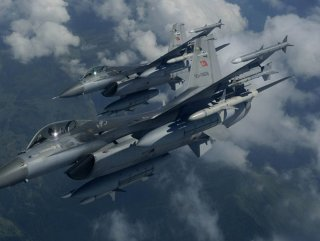 Kandil'e hava harekatı: 10 terörist etkisiz hale getirildi