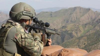 PKK'ya vurulan ağır darbeyi Bakan Soylu paylaştı: Çemçe Grubu tamamen yok edildi