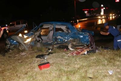 Kastamonu'da trafik kazası: 6 kişi hayatını kaybetti
