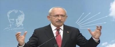 Kemal Kılıçdaroğlu, Muharrem İnce'den memnun değil