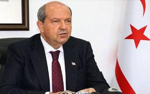 KKTC Cumhurbaşkanı Tatar'dan Rize ve Artvin'e Geçmiş Olsun Mesajı