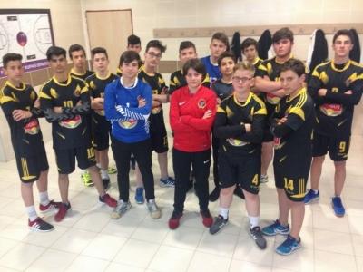 Kurtuluş Ortaokulu Türkiye Finalleri İlk 8'de