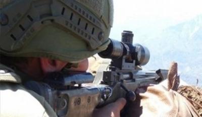 Kuzey Irak'ta 2 ayda 255 terörist öldürüldü