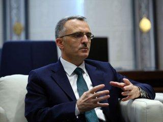 Maliye Bakanı Ağbal'dan döviz yorumu