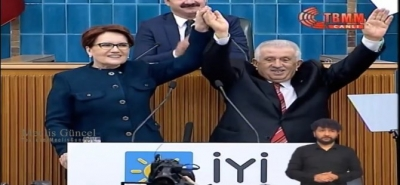 Meral Akşener, Rize ve Güneysu'yu Açıkladı