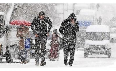 Meteoroloji uyardı! Bu geceden itibaren birçok ilde kar yağışı etkili olacak