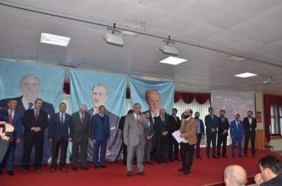 MHP Derepazarı'nda Salona Sığmadı