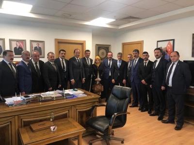 MHP Rize'de 3 İlçe Belediye Başkan Adayını Belirledi