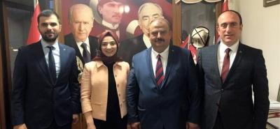 MHP'nin Rize Adayları Belli Oldu