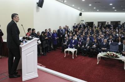 Milli Eğitim Bakanı Selçuk: Amacımız eğitimin tüm bileşenlerinde niteliği yükseltmek