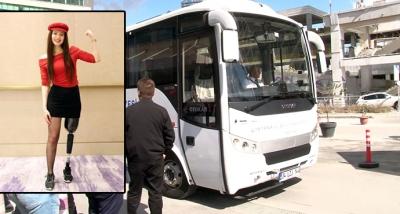 Neslican Tay'ın cenazesi memleketi Rize'ye uğurlandı