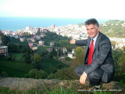 Of Bağımsız Belediye Başkan Adayı Güngör Saral Projelerini Açıkladı