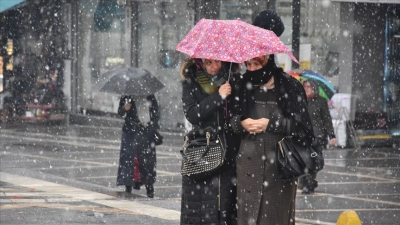 Ordu ve Tokat için kuvvetli yağış uyarısı