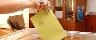 Oy verme saat kaçta başlıyor YSK il il oy verme saati yerel seçim 2019
