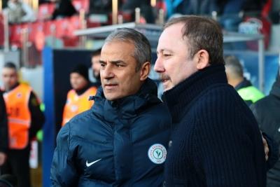 Oynamadan Kazanan Beşiktaş'da Sergen Yalçın Maçı Değerlendirdi