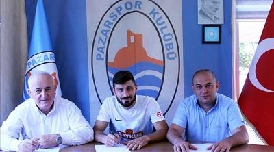 Pazarspor Aykut Civelek ile anlaştı