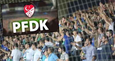 PFDK'DAN ÇAYKUR RİZESPOR'A CEZA