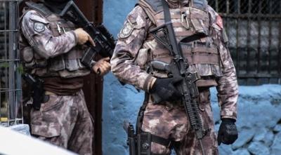PKK'ya 8 ilde operasyon: 90 gözaltı