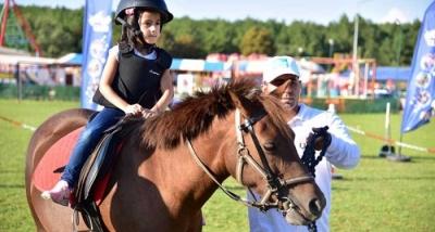 Pony Atları, Karadeniz'deki Çocukları Eğlendirmek İçin Gelecek