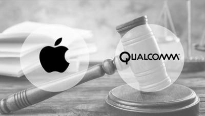 Qualcomm ile Apple arasında süren davada kazanan Qualcomm oldu.
