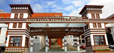 Recep Tayyip Erdoğan Üniversitesi 2017 ÖSYS Kontenjanları Belirlendi