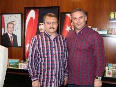 RİZE ASKF'DEN ÇAYKUR İLE DEV ANTLAŞMA ..