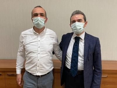 Rize Devlet Hastanesi Müdürü Davut Aksoy Kamu Hastaneleri Başkan Yardımcılığına, Ağız ve Diş Sağlığı Merkezi Müdürü Nedim Turanlı Rize Devlet Hastanesi Müdürlüğüne Atandı