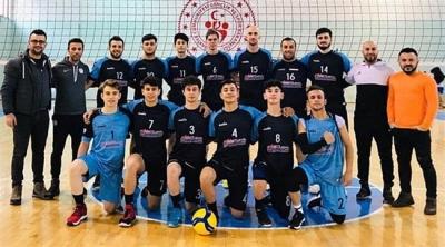 Rize Gençlik ve Spor Kulübü Voleybol Takımı 2. Lig'e Yükseldi