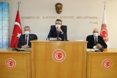 Rize İl Özel idaresi'nin Faaliyet Raporu ve Stratejik Planı Mecliste Kabul Edildi