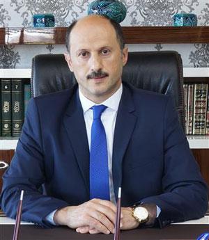Rize Müftü Yusuf Karali Dini Yüksek İhtisas Merkezi Müdürü Mehmet Bilgin, Diyanet'te Genel Müdürlüğe Atandı