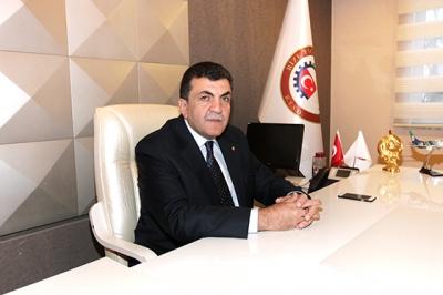 Rize Ticaret Ve Sanayi Odası Başkanı Şaban Aziz Karamehmetoğlu Açıklamalarda Bulundu