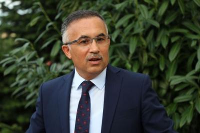 Rize Valisi Çeber: 5'i Yoğun Bakım Olmak Üzere 220 Kovid-19'lu Hastamız Var