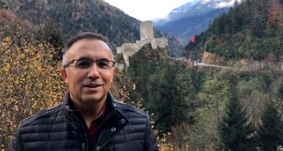 Rize Valisi Çeber, Türkiye'nin En Görkemli Kalesini İnceledi
