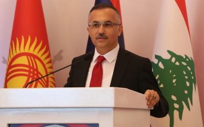 Rize valisi Kemal Çeber'in acı günü