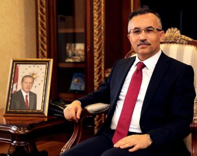 Rize Valisi Kemal Çeber'den Ramazan Bayramı Tebrik Mesajı