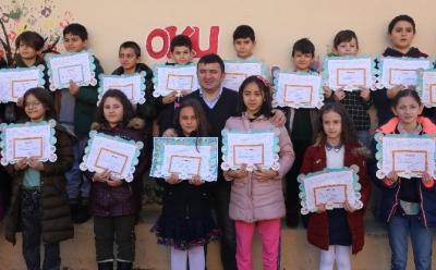 Rize'de 58 Bin Öğrenci Karne Aldı
