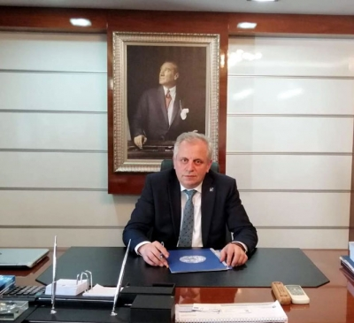 Rize'de Ali Fuat Çakmakçı Yeniden Aday