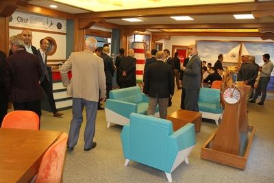 Rize'de Bir Z Kütüphanesi daha açıldı