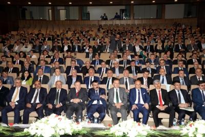 Rize'de Eğitim-Öğretim Değerlendirme Toplantısı Düzenlendi
