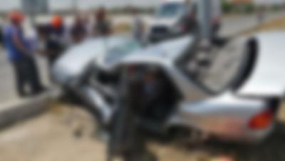 Rize'de Feci Kaza 2 Ölü 2 Yaralı